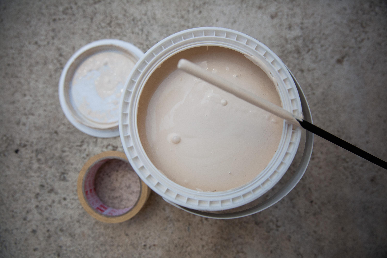 Héra festékteszt