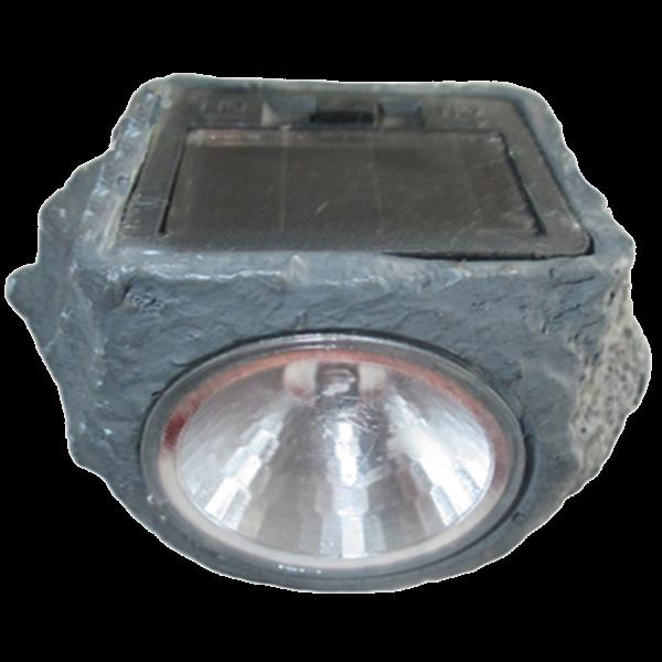 szolár szikla lámpa