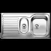 BLANCOTIPO 6S BASIC C MOSOGATÓ 3,5ROZSDAMENTES 950X500MM