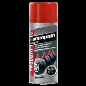 PREVENT GUMIÁPOLÓ AEROSOL 400ML FEKETE