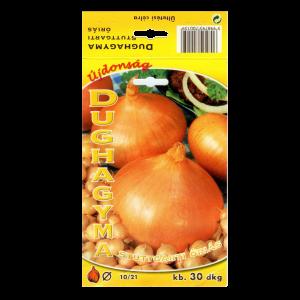 DUGHAGYMA VÖRÖSHAGYMA 30 DKG (STUTTGARTI,CENTURION VEGYESEN)
