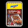 HEWA GRILLTÁLCA, 5DB, 34X23CM