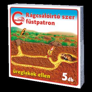 CRITOX FÜSTPATRON ÜREGLAKÓK ELLEN 5DB