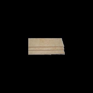 GIALLO ATLANTIDE MÉSZKŐ PÁRKÁNY, 124X20CM, 2CM VASTAG