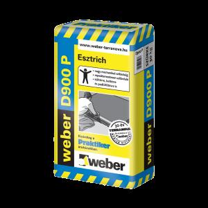 WEBER CEMENTESZTRICH 30 KG WEBER D900P