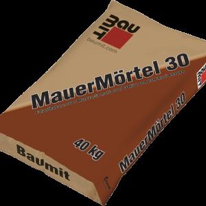 BAUMIT MAUERMÖRTEL 30 FALAZÓHABARCS 40KG