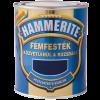 HAMMERITE MAX FÉNYES 0,25L SÖTÉTBARNA