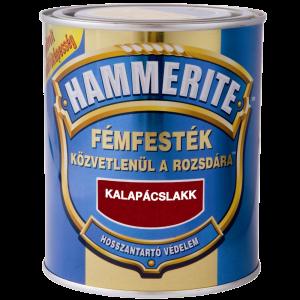 HAMMERITE MAX KALAPÁCSLAKK 2,5 L PIROS