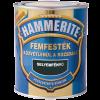 HAMMERITE MAX SZATÉN 0,75L FEKETE