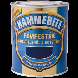 HAMMERITE MAX FÉMFESTÉK 2,5L FÉNYES, FEKETE, HGLMAX250SW