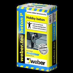 WEBERTEC BETON HOBBYBETON 30KG 800P