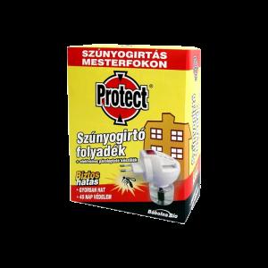 PROTECT SZÚNYOGÍRTÓ KÉSZÜLÉK ELEKTROMOS FOLYADÉKKAL