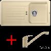 BLANCOFAVOS MOSOGATÓ+CSAPTELEP 3,5SILGRANIT 860X435MM
