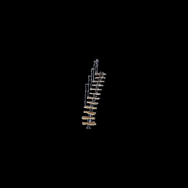 495654f1cb FLORENCJA EGYENES LÉPCSŐ 12 FOKOS 292CM MAGASSÁGIG - Lépcső -