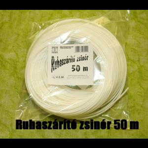 RUHASZÁRÍTÓ ZSINÓR PP 50M