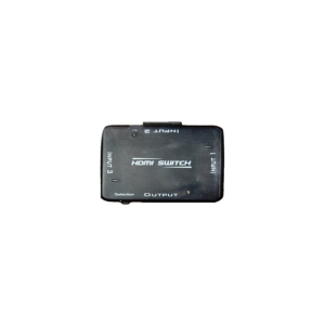 HDMI SWITCH 3 BEMENET 1 KIMENET TMCS1-3A