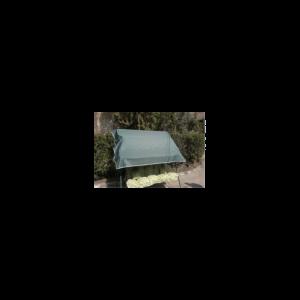 HINTAÁGY TETŐ MACERATA HINTAÁGYHOZ 261065-67, 198045-238939 170 CM