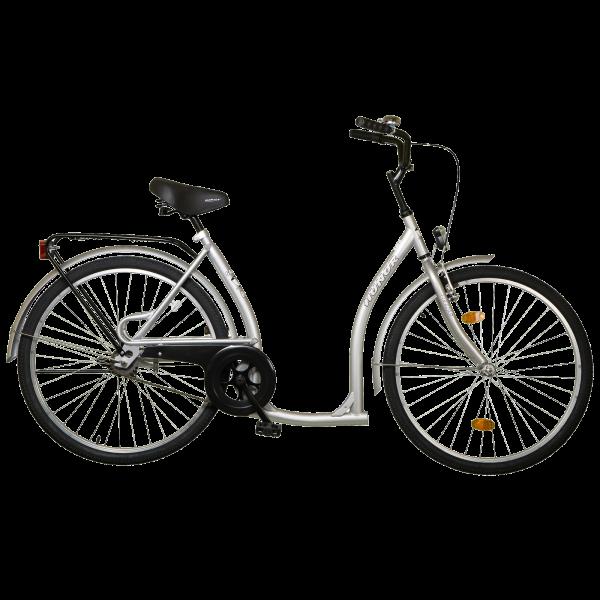 Könnyű vázas bicikli