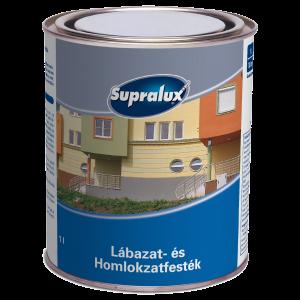 SUPRALUX FRONTAL 1L BÉZS LÁBAZAT-ÉS HOMLOKZATFESTÉK