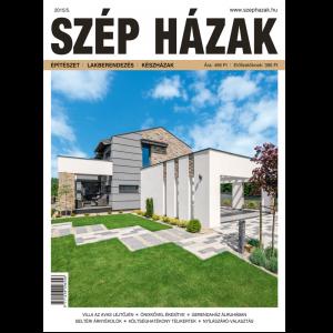 SZÉP HÁZAK 2015/5. OKTÓBER-NOVEMBER