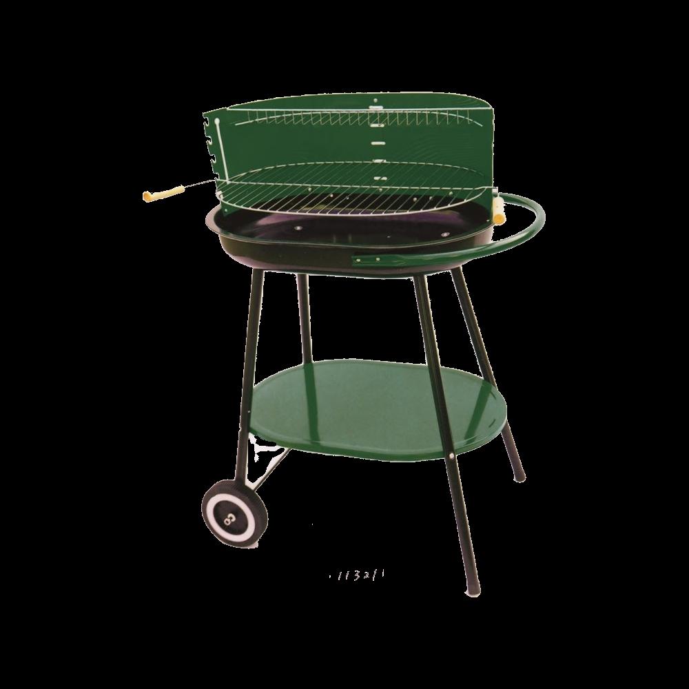Grill faszenes 62x42 cm faszenes grill grill kert - Grille barbecue 80 cm ...