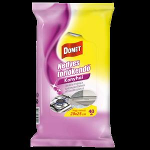 DOMET NEDVES KONYHAI TÖRLŐKENDŐ, 40DB/CSOMAG