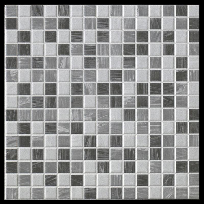Nero Falicsempe Mozaik 34x34cm Falicsempe Csempe