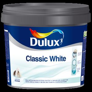 DULUX CLASSIC WHITE BELTÉRI FALFESTÉK 10L FEHÉR