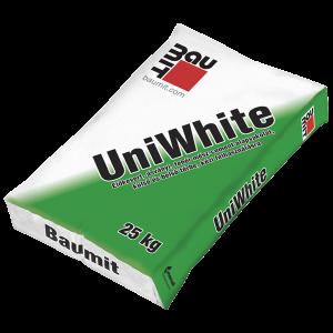 BAUMIT UNIWHITE VAKOLAT FEHÉR 25KG