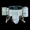VEZETÉK NÉLKÜLI GSM,SMS RIASZTÓSZET 99 ZÓNA, LCD, (RÉGI:275811)