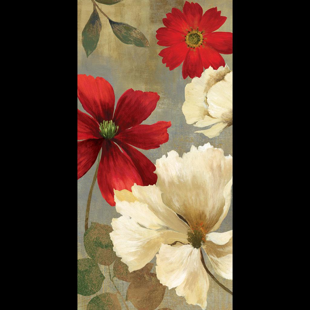 Virágos faliképek