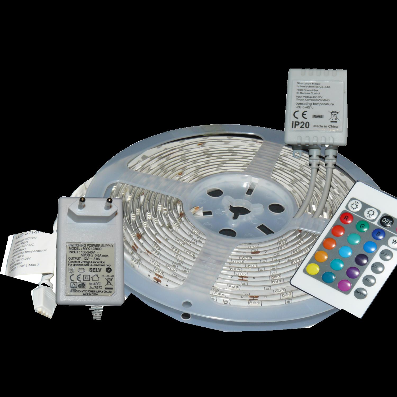 LED szalag távirányító hiba