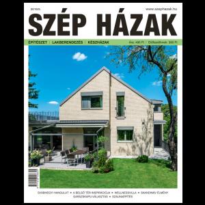 SZÉP HÁZAK 2016/5. OKTÓBER-NOVEMBER