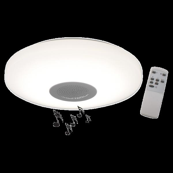 Led Bluetooth Mennyezeti L 193 Mpa 25w Bluetooth Hangsz 211 R 211 Val