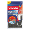 VILEDA INOX POWER PAD X2, SZIVACS ÉS INOX EGYBEN