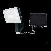 SZOLÁRPANELES LED REFLEKTOR 6W IP44 480LM 6500K 120°+MOZGÁSÉRZÉK.296510