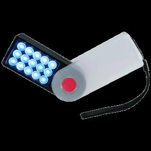 LED-ES SZERELŐLÁMPA 15+1 LED