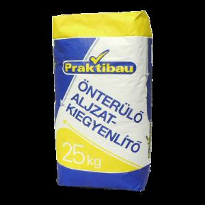 PRAKTIBAU ÖNTERÜLŐ ALJZATKIEGYENLÍTŐ 25KG