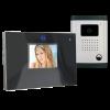 SZÍNES VIDEO KAPUTELEFON 3,5˝ LCD KIJELZŐVEL, DF-629TS+OUT9 (270800)