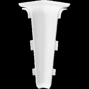 INDO BELSŐ SAROK MAGASFÉNYŰ FEHÉR PVC, 2DB/CS INDO-01