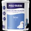 POLI-FARBE BELTÉRI FALFESTÉK 5L FEHÉR