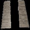 VÉGZÁRÓ MDF58 SZEGŐLÉCHEZ AC11 (LC12) 2DB/CS (313792,314223)
