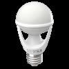 GLSO LED FÉNYFORR., 6W, 827LM, E27, 2700K, 360 OPAL