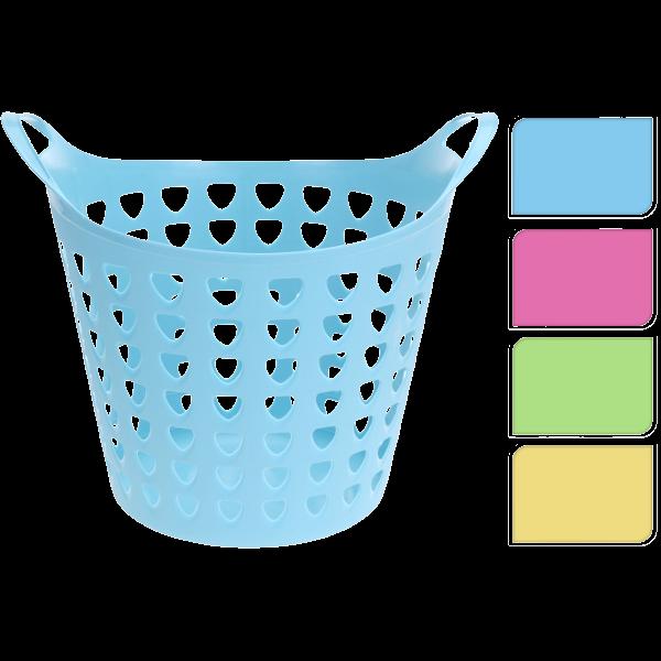 d6f4b5b3273b FLEXIBILIS KOSÁR D:45CM - Kosár - Műanyag termék, takarítás,