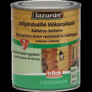 LAZURÁN VÉKONYLAZÚR CSERESZNYE 0.75 L