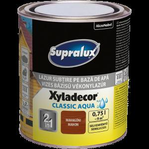 SUPRALUX XYLADECOR CLASSIC AQUA DIÓ 0,75L