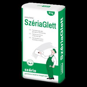 BELTÉRI SZÉRIA GLETT 0-10MM 20KG