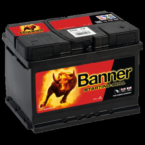 Akkumulator 45ah 12v Starting Bull Banner 30054559 Akkumulator
