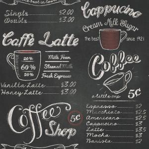 ENGLISH STYLE PAPÍRTAPÉTA 234602 COFFEE