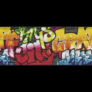 KIDS&TEENS LL. PAPÍRBORDŰR 237900 GRAFFITY